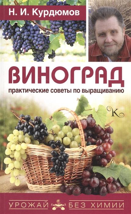 Виноград Практические советы по выращиванию