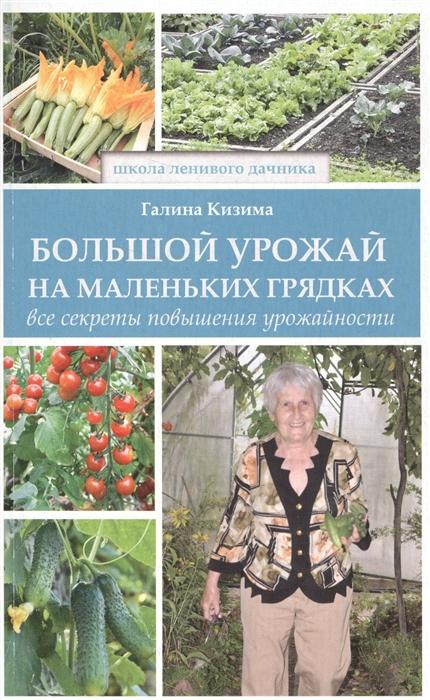Большой урожай на маленьких грядках Все секреты повышения урожайности