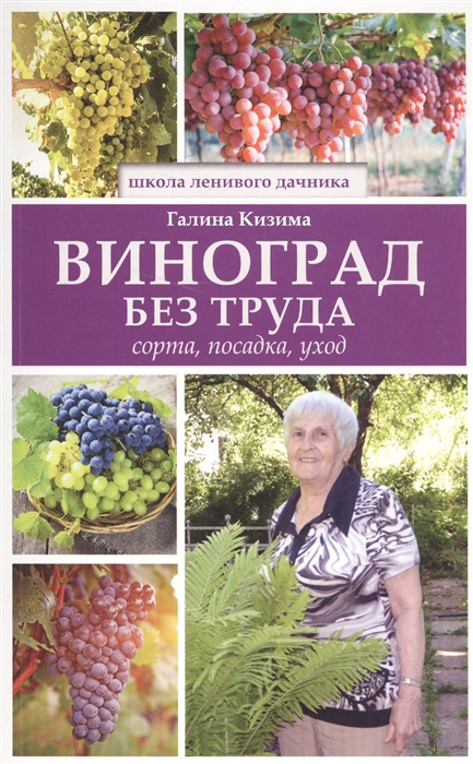 Виноград без труда Сорта посадка уход
