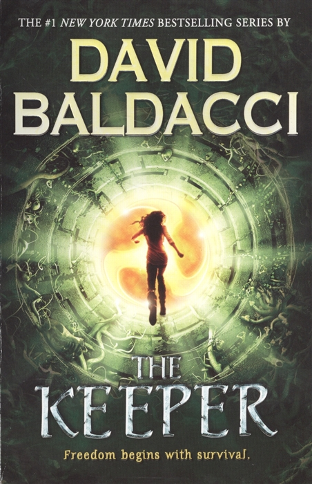 Baldacci D. The Keeper Vega Jane Book Two baldacci d the keeper vega jane book two