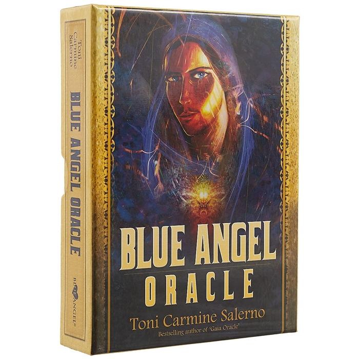 лучшая цена Toni Carmine Salerno Оракул Blue Angel на англ яз