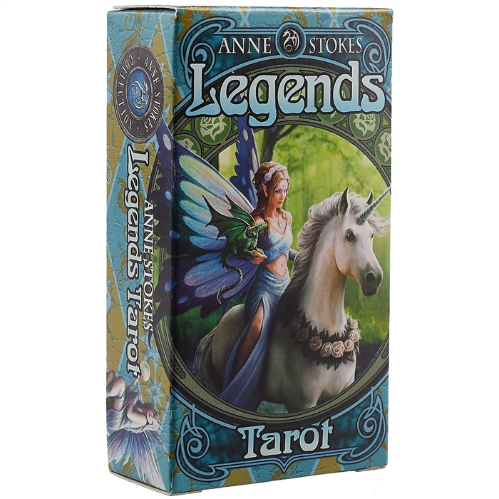 Таро Legends Anne Stokes