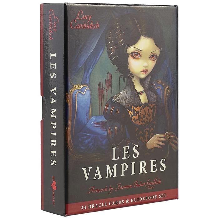 Lucy Cavendish Les Vampires Oracle