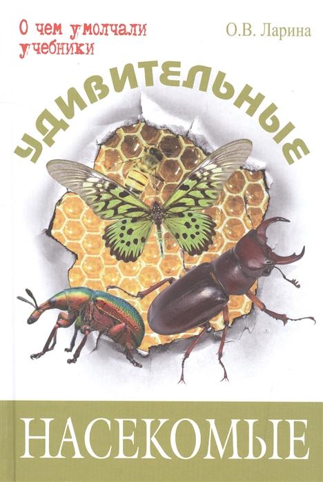 Ларина О. Удивительные насекомые скиба т в удивительные насекомые