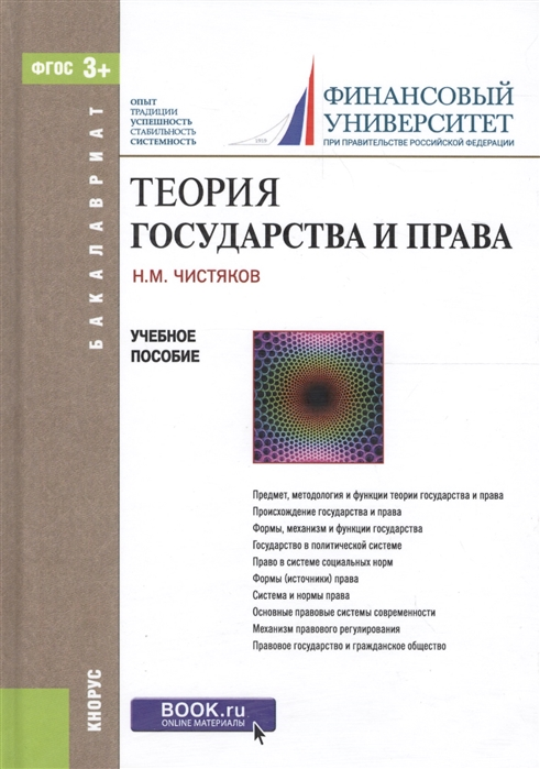Теория государства и права Учебное пособие