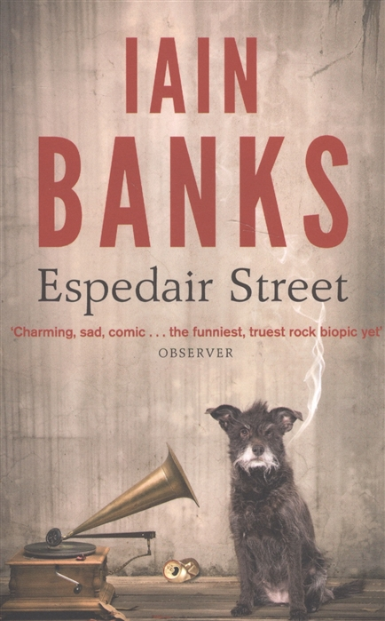 Banks I. Espedair Street banks i the wasp factory
