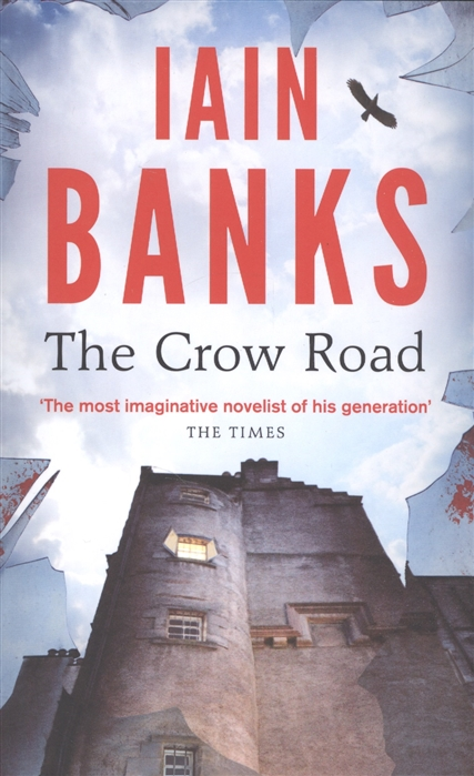 Banks I. The Crow Road banks i the wasp factory
