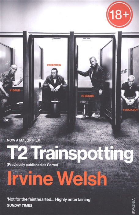 Welsh I. T2 Trainspotting цена