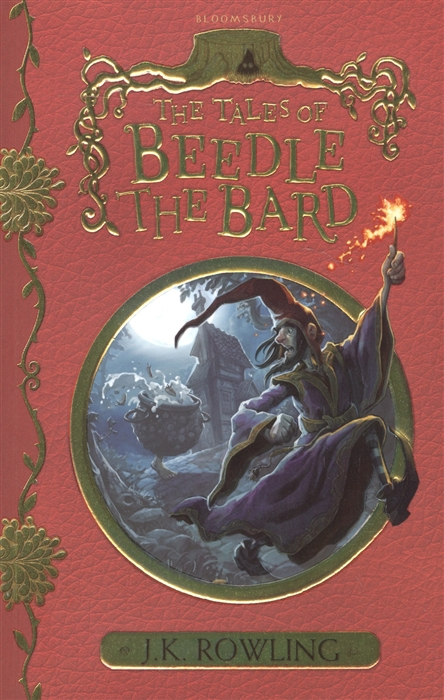 цена на Rowling J. The Tales of Beedle the Bard