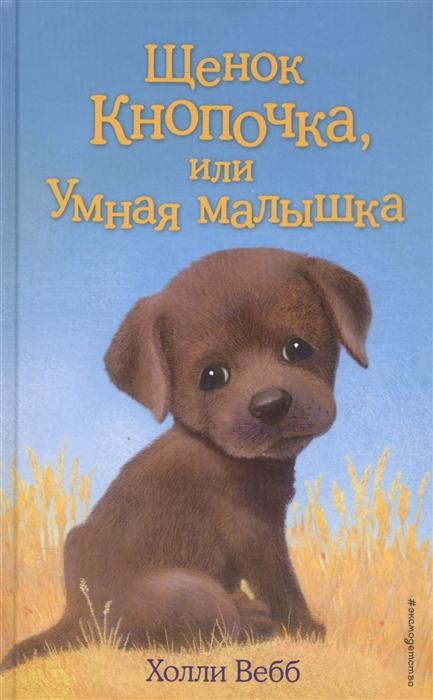 Вебб Х. Щенок Кнопочка или Умная Малышка щенок рина или таинственное путешествие вебб х