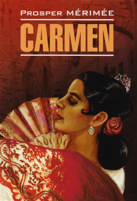 Merimee P. Carmen prosper merimee carmen isbn 9789949480647