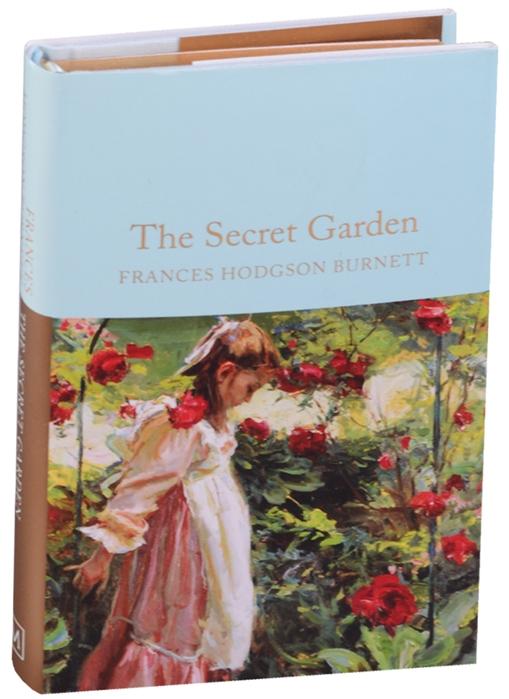 Burnett F.H. The Secret Garden secret garden secret garden white stones