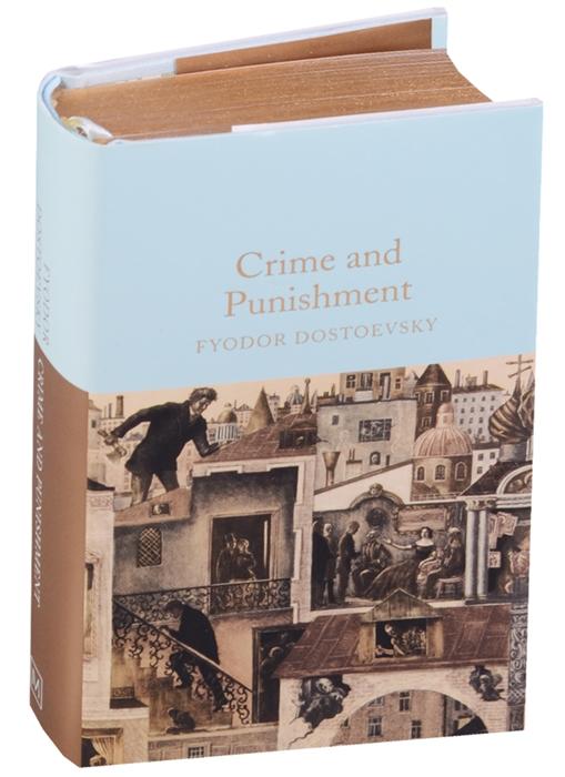 Достоевский Ф. Crime and Punishment цена в Москве и Питере