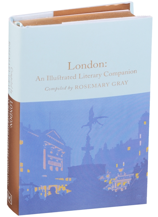 London An Illustrated Literary Companion