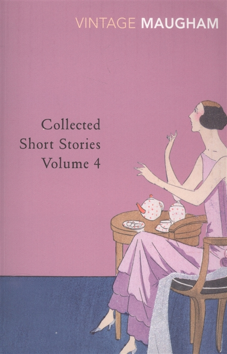 Maugham W. Collected Short Stories Volume 4 collected short stories volume 3
