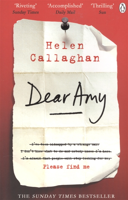 Callaghan H. Dear Amy