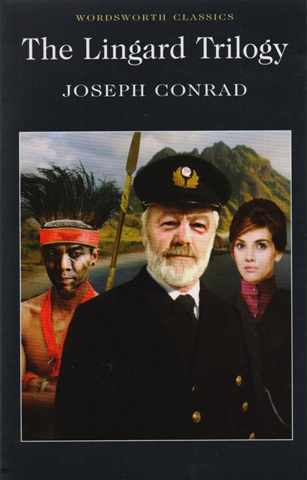 Conrad J. The Lingard Trilogy conrad j chance