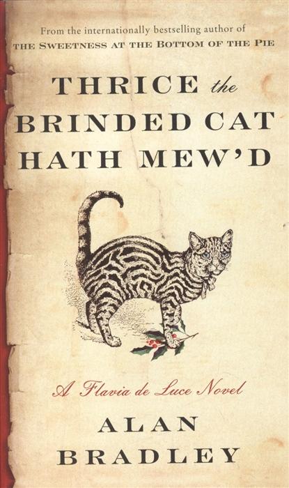 Bradley A. Thrice the Brinded Cat Hath Mew d bradley richard the plague at marseilles consider d