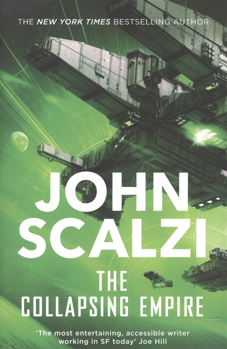 Scalzi J. The Collapsing Empire robert young j c empire colony postcolony