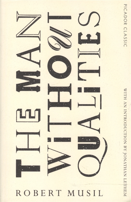 Musil R. The Man Without Qualities allan cohen r influence without authority