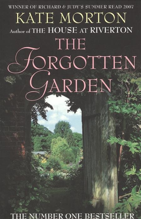 Morton K. The Forgotten Garden mark morton mark morton anesthetic