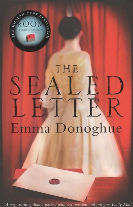 Donoghue E. The Sealed Letter karl donoghue шарф