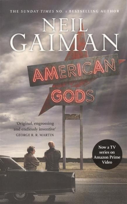 Gaiman N. American Gods gaiman n american gods tv tie in gaiman neil