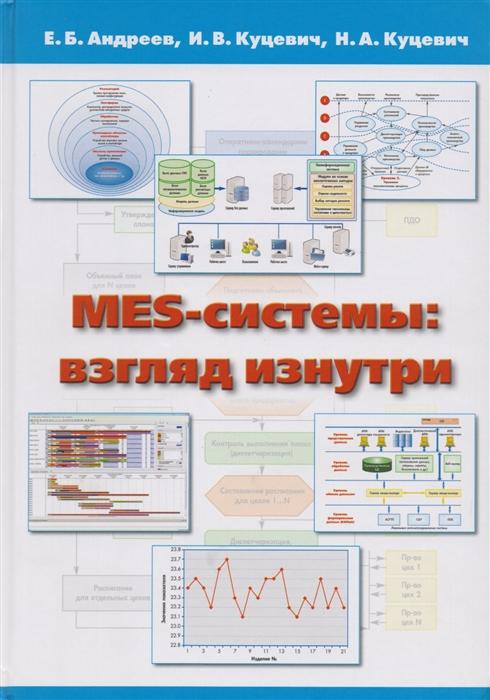 Андреев Е., Куцевич И., Куцевич Н. MES-системы взгляд изнутри