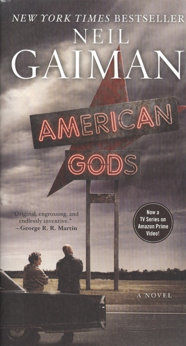 лучшая цена Gaiman N. American Gods TV Tie-In