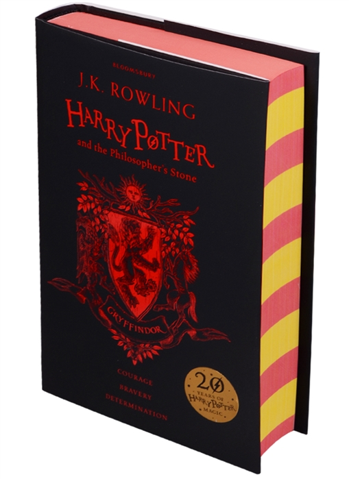 Rowling J. Harry Potter and the Philosopher s Stone - Gryffindor Edition Hardcover