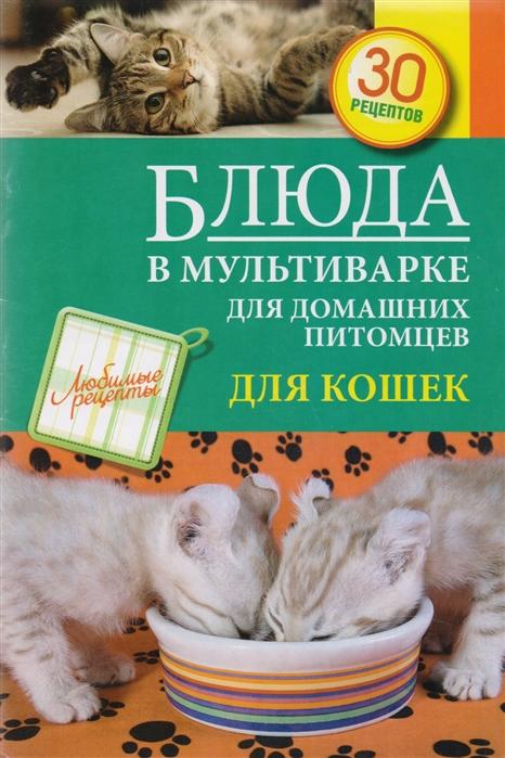 Блюда в мультиварке для домашних питомцев Для кошек