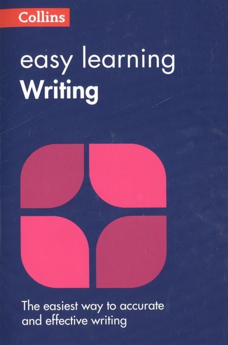 цена Easy Learning Writing онлайн в 2017 году