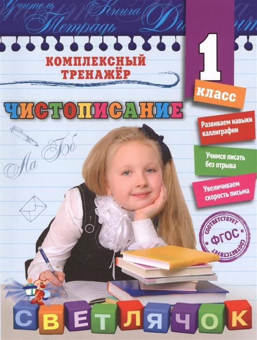 Собчук Е. Чистописание 1 класс недорого