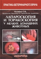 Лапароскопия и торакоскопия у мелких домашних животных