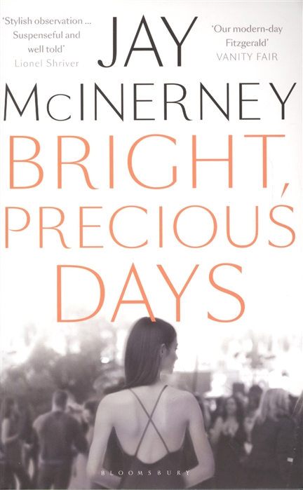 McInerney J. Bright Precious Days