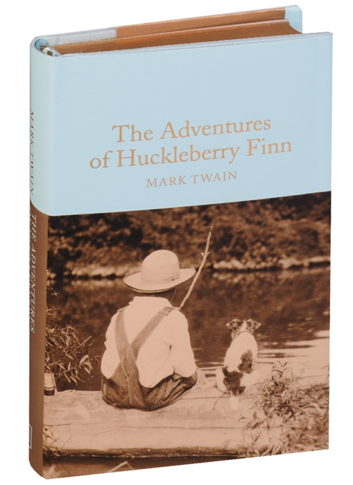 Twain M. The Adventures of Huckleberry Finn twain m in defence of harriet shelley essay