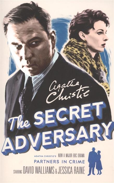 Christie A. The Secret Adversary christie agatha the secret adversary
