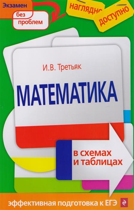 Третьяк И. Математика в схемах и таблицах ирина третьяк геометрия в схемах и таблицах