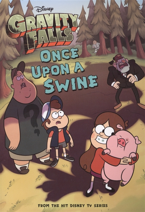 West T. Gravity Falls Once Upon a Swine