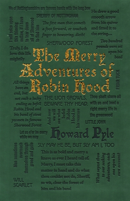 Pyle H. The Merry Adventures of Robin Hood говард пайл the merry adventures of robin hood