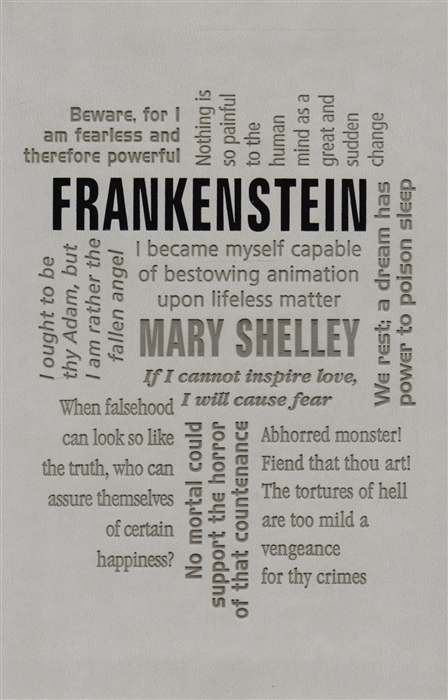 цена Shelley M. Frankenstein онлайн в 2017 году