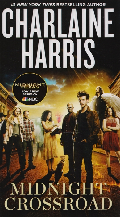 Harris C. Midnight Crossroad TV Tie-In midnight in mexico