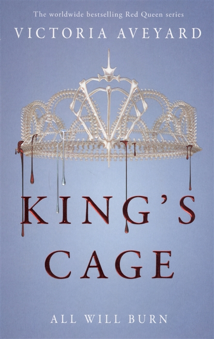 Aveyard V. King s Cage Red Queen 3