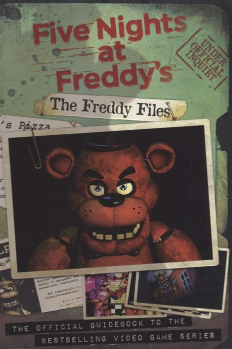 Cawthon S. Five Nights at Freddy s The Freddy s Files