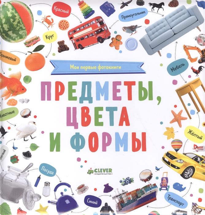 купить Измайлова Е. (ред.) Мои первые фотокниги Предметы цвета и формы по цене 480 рублей
