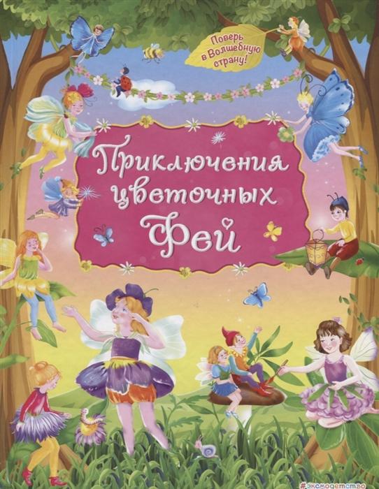 Котовская И. Приключения цветочных фей светлана павловна орлова волшебная встреча приключения даши и фей