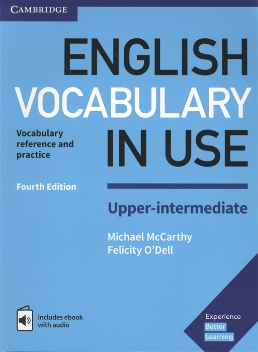 McCarthy M., O`Dell F. English Vocabulary in USE Upper-intermediate Vocabulary reference and practice english vocabulary in use elementary