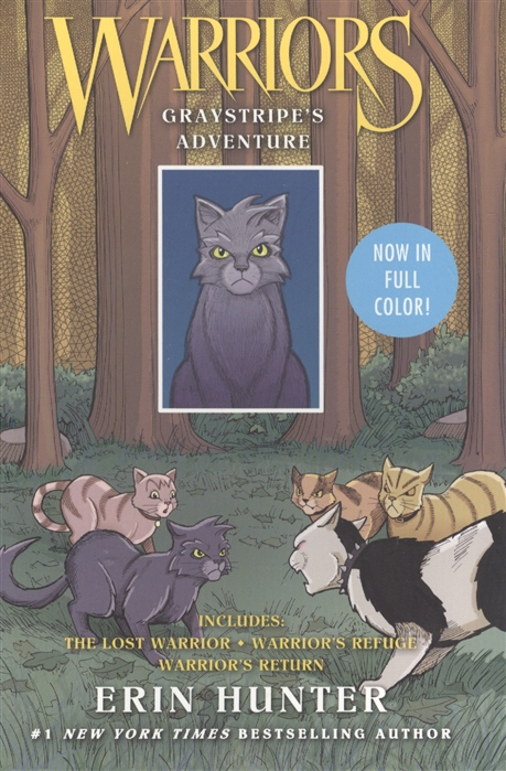 Warriors Graystripe s Adventure