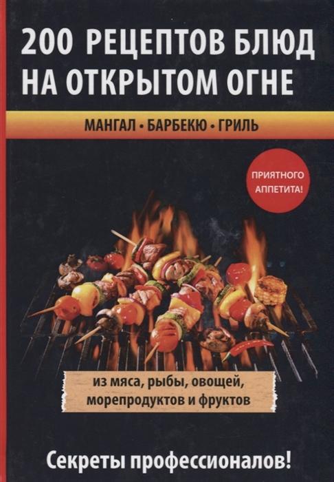 Водяницкий В. (сост.) 200 рецептов блюд на открытом огне водяницкий в с сост 200 рецептов блюд на открытом огне