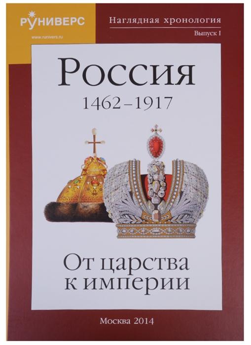 Наглядная хронология Выпуск I Россия 1462-1917 От царства к империи